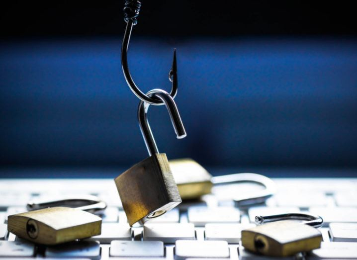 The rise of phishing scams warrants added data protection and security software. Image: wk1003mike/Shutterstock