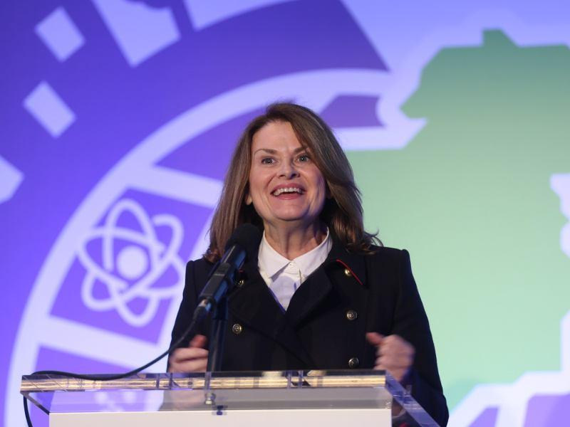 TCD researcher Sabina Brennan puts brain health on the radar
