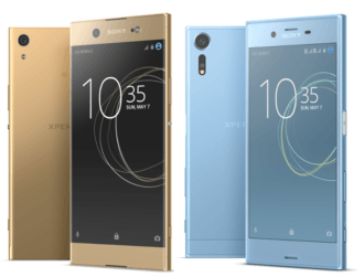 Sony unveils interactive projector and four new Xperia smartphones