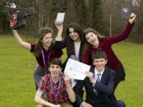 30 of Ireland's best young scientists head to camp