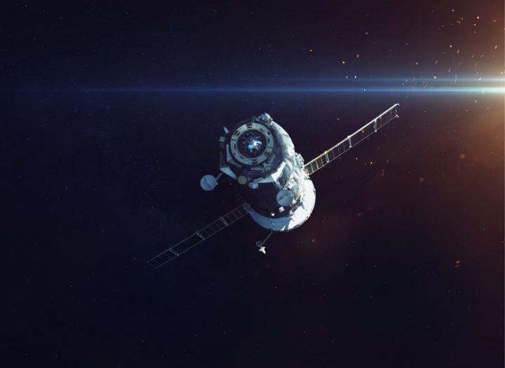 NASA spacecraft laser comms