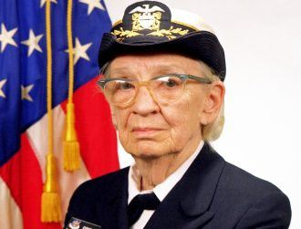 Controversial Calhoun College to be named after iconic Grace Hopper