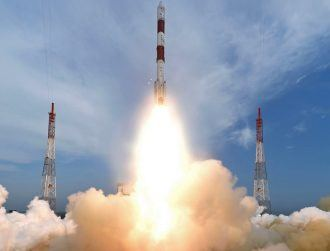 India breaks new record with 104 satellites on a single rocket launch