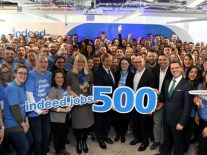 Massive 500-job expansion at Indeed in Dublin
