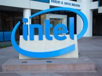 Who are Intel's three new Irish vice-presidents?