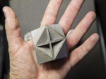 New metamaterial could be stiffest thing in the known universe