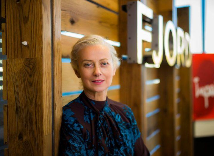 Lorna Ross Fjord