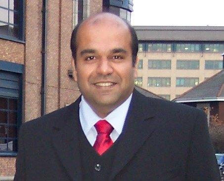 Dr Prince Anandarajah, Dublin City University