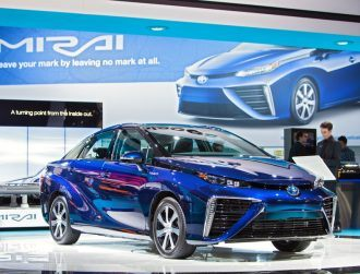 Toyota recalls all 2,800 hydrogen Mirai cars over safety hazard