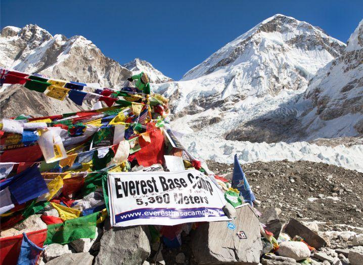 Free public Wi-Fi Everest