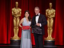 The secret team who hold the Oscar winners in their hands