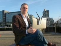 Cork tech company to deliver 4G in the sky at Mobile World Congress