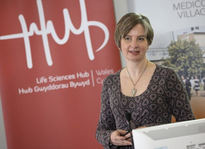 Dr Penny Owen, Life Sciences Hub Wales