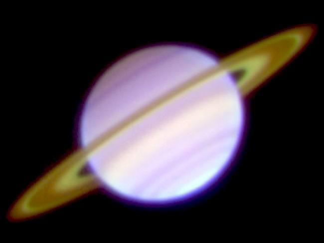 Saturn rings