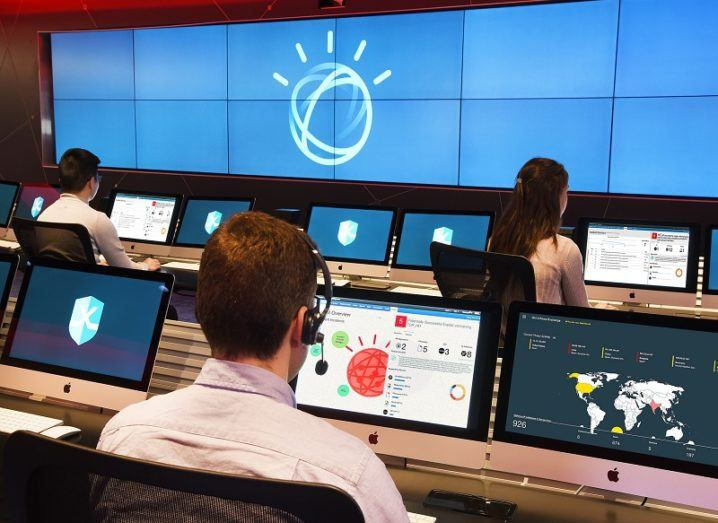 IBM Watson cybercrime