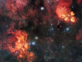 Cat's Paw meets Lobster in fantastic space snap of Scorpion