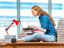 Girls outperform boys when computer science is on curriculum