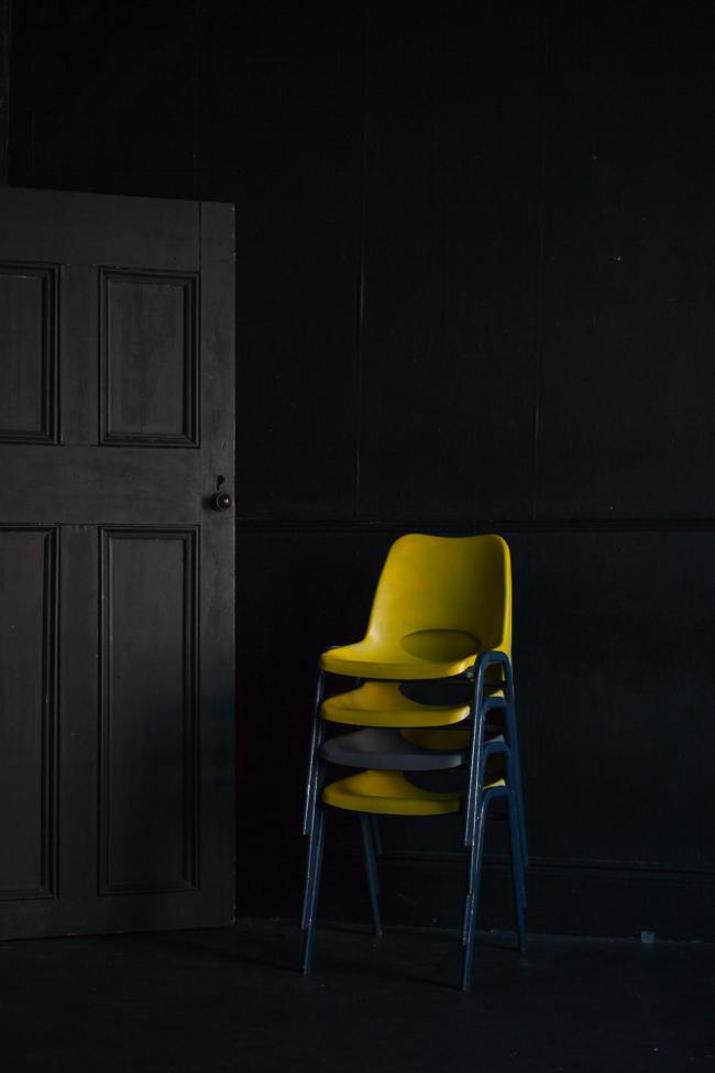 Yellow Chair Stack. Image: Aoife Herrity, Ireland, Commended, Open, Still Life, 2017 Sony World Photography Awards