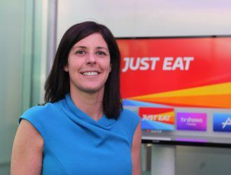 Just Eat's Amanda Roche-Kelly: 'We are creating the world's largest food community'