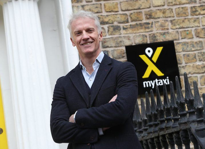 Mytaxi CEO Andrew Pinnington: 'The real driving force is data'