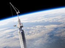 Architecture firm reveals crazy plan to attach skyscraper to an asteroid