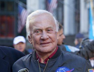 Buzz Aldrin to touch down in Cork this summer for space conference