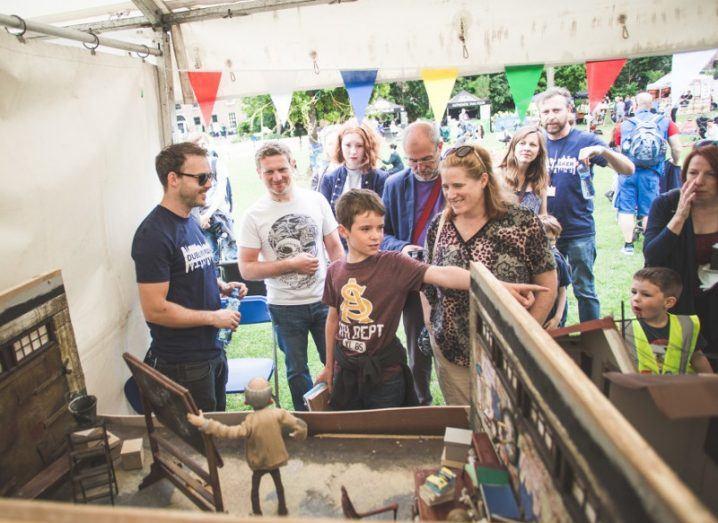 Dublin Maker 2016 event