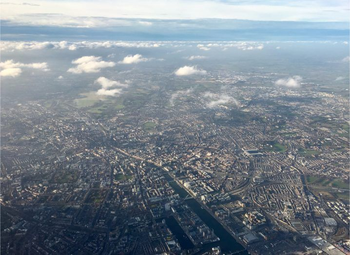 City of the clouds: Amazon to build $1bn Dublin data centre campus
