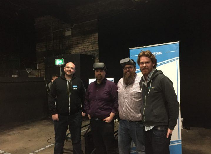 Meetingroom.io wins audience approval at 21st edition of Dublinbeta
