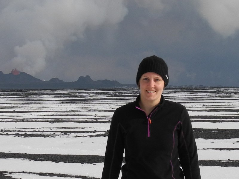 Geoscientist has ear to the ground for signs of volcanic eruptions
