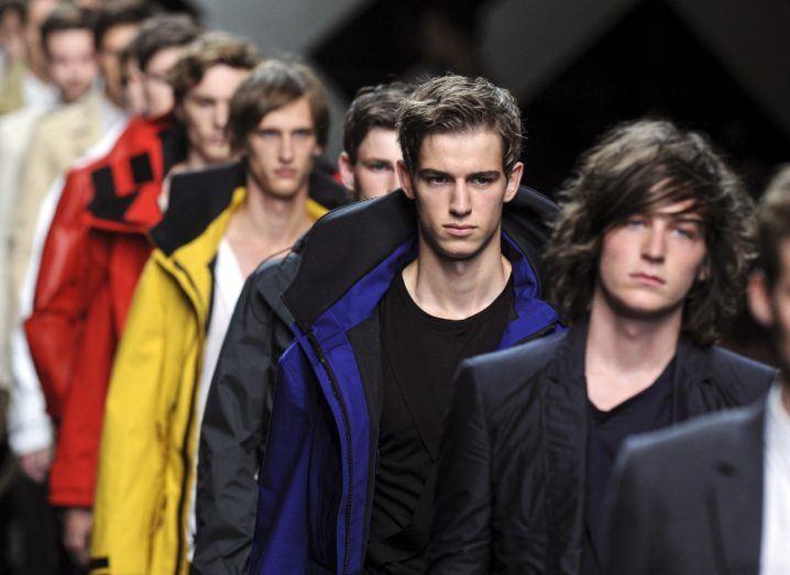 Will future fashion shows feature 'smarter' attire? Image: Paolo Bona/Shutterstock