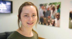 Image of Fionnuala Hayes, chemical engineer, MSD.