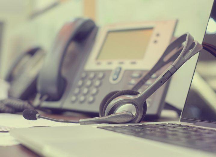 IP Telecom phone