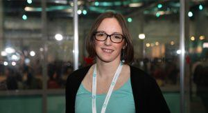 Photo of Cliodhna Ni Scanaill, senior software engineer working in IoT at Intel