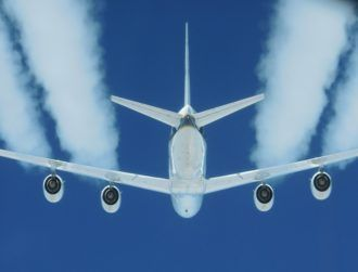 Study finds biofuels drastically cut jet engine pollution by as much as 70pc
