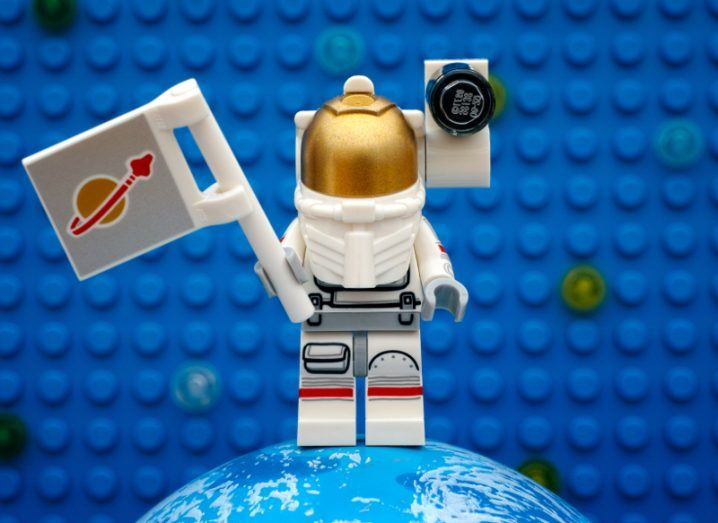 Lego Hidden Figures