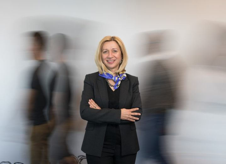 The five-minute CIO: Madalina Suceveanu, Vodafone Ireland