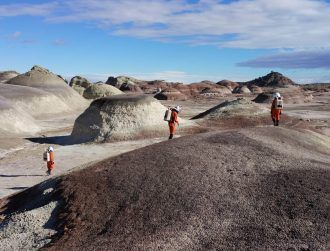 NUI Galway PhD student commands Mars exploration experiment