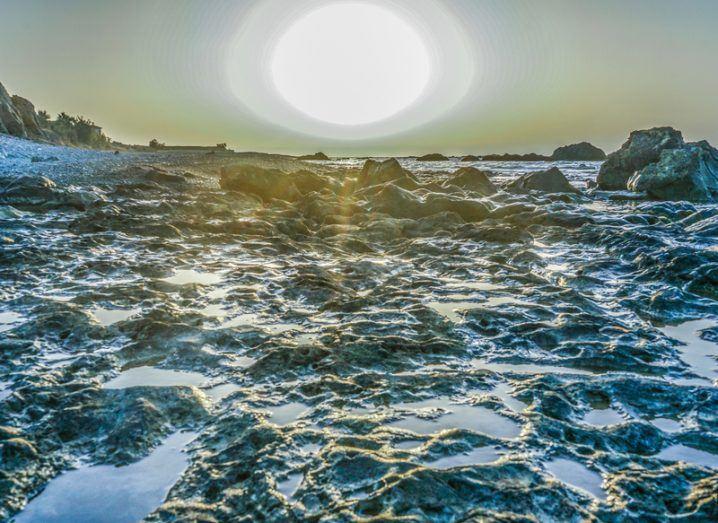 Mars mega flood