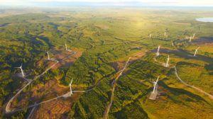 Meenadreen wind farm