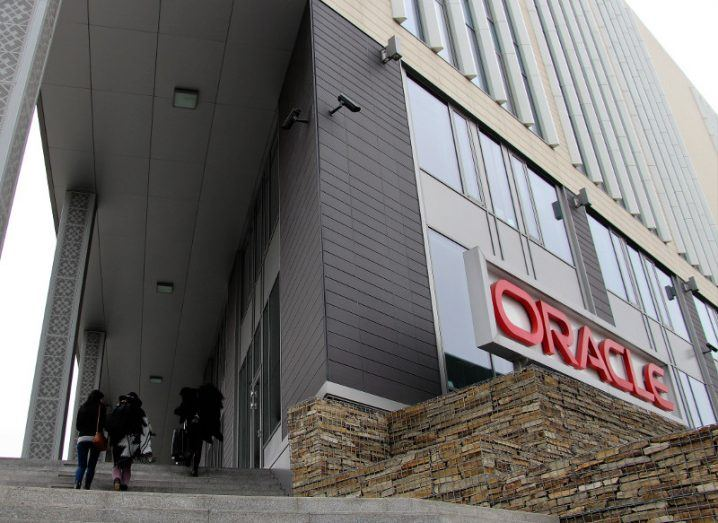 Oracle Conducting Due Diligence For Possible Accenture Acquisition Bid