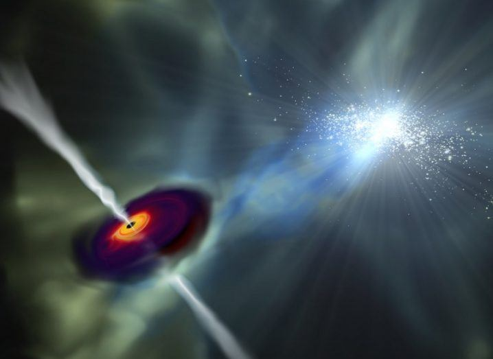 The mystery of the first monster black holes explained