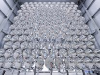 German group unveils enormous artificial sun for future renewable energy