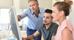 Tech apprenticeships in action
