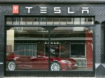 China tech giant Tencent spends $1.8bn for 5pc stake in Tesla