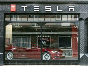 Tesla. Image: JPstock/Shutterstock