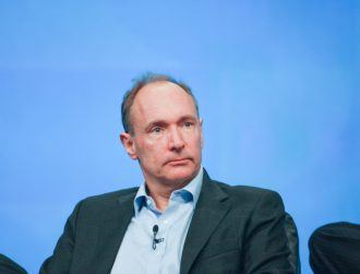 Tim Berners-Lee lays out the three major problems with internet today