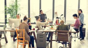 Hiring: happy workforce