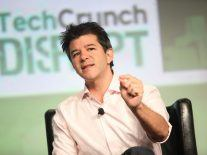 Apologies for Uber pile up as CEO caught in security camera footage rant
