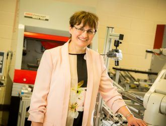 Úna Parsons named head of engineering school at IT Sligo